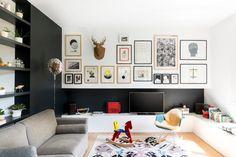studio wok, Marcello Bondavalli, Nicola Brenna, Carlo Alberto Tagliabue, Federico Villa · Paint it, Black