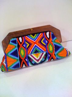 African Prints in Fashion: Fashion Finds: Just Bead It