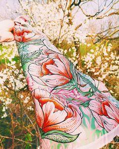 Katie Craven (@katiecravenuk) • Instagram photos and videos Swan Love, Scarf Design, Silk Scarves, Fashion Brand, Rooster, Photo And Video, Elegant, Videos, Photos