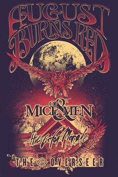 August Burns Red tour I WENT TO THIS CONCERT.......BEST NIGHT.....EVER!