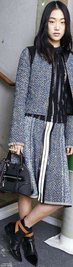 Louis Vuitton Pre-Fall 2015