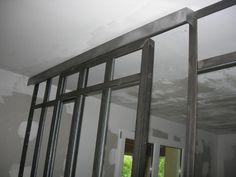 Plus de 1000 id es propos de porte verri re coulissante for Porte verriere interieure