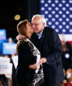 Romance might not be the first thing that comes to mind when you think of Vermont Senator Bernie Sanders, but we can guarantee that by the end of this story, you'll reconsider.  In an interview with People, the presidential candidate and his wife, Jane, shared the story of their relationship and