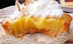 Τάρτα λεμόνι Food Network Recipes, Cooking Recipes, The Kitchen Food Network, Sweet Corner, Best Pie, Fruit Pie, Lime Pie, Greek Recipes, Sweet Desserts