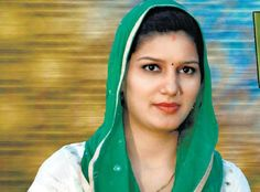 Sapna Choudhary allegedly attempted suicide at her Chhawla residence.