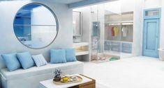 Διακόσμηση ξενοδοχείων στην Μύκονο και στις Κυκλάδες. Σχεδιασμός ξενοδοχείων σε χαμηλό κόστος από έμπειρους διακοσμητές. Διακόσμηση δωματίων ξενοδοχείων Interior Design, Furniture, Home Decor, Nest Design, Decoration Home, Home Interior Design, Room Decor, Interior Designing, Home Furnishings