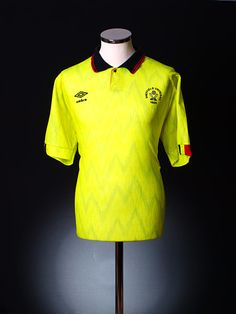 1989-91 Sheffield United Away Shirt