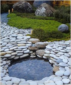 40 Beautiful Simple Rock Garden Decor Ideas For Your Front Or Back Yard