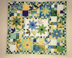 quilted wall hangings | Quilted with TLC - Quilt Gallery - Wall Hangings