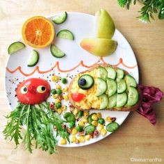 Eatzybitzy – The creative Food Art by Samantha Lee - ego-alterego.com