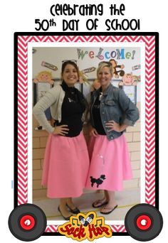 Celebrating our 50th Day of School!