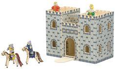 #YoYoBirthday  melissa and doug castle from yoyo.com - birthday boy gift idea