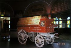Anheuser-Busch Brewery in St. Louis, MO