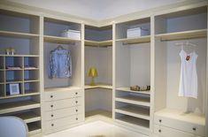 Como organizar seus armários de roupas - BBel :: Tudo sobre decoração e organização da sua casa