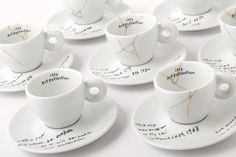 Yoko Ono Trusts You Not to Break This One Espresso Cup
