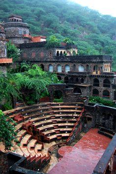 Neemrana Fort, Jaipur, India