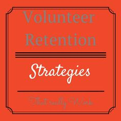 Volunteer Retention graphic