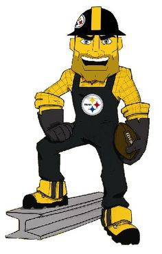 pittsburgh steelers emblem pictures | History of All Logos: All Pittsburgh Steelers Logos