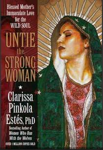 Dr. Clarissa Pinkola Estés continues to paint a picture of what it means to be woman, elder, human, soulful, sensual, creative, poet and caretaker of the earth. I haven't read her new book but I cannot wait to get a copy!