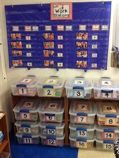 First Grade Critter Cafe': Peek at my Week - Math Work Stations Update!