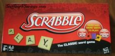 A twist on a favorite classic, #Hasbro #Scrabble, learn about #ScrabbleSchoolClubs too!