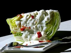 Blue Cheese Dressing Wedge | Noble Pig