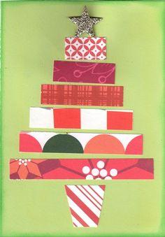 our handmade christmas card