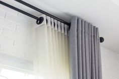 Are you looking for a curtain fitter, Curtain track and blind fitting service in London? Consider CTS London when choosing curtain suppliers and fitters near me to get nothing but the best. For more contact us or visit our website. Living Room Decor Curtains, Ceiling Curtains, Home Curtains, Curtains With Blinds, Bedroom Curtains Blackout, Laundry Room Curtains, Home Room Design, Living Room Designs, Curtain Styles
