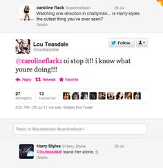 hahaha you tell her Lou!!