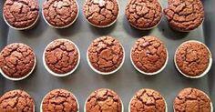 La recette des muffins au chocolat très moelleux encore mieux que ceux du Mac DO ! Recette facile à faire avec très peu de vaisselle ...