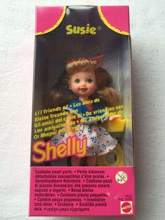Susie, kleine Freundin von Shelly, Neu & OVP in Spielzeug, Puppen & Zubehör, Mode-, Spielpuppen & Zubehör | eBay!