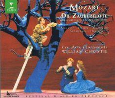 Mozart - Die Zauberflöte (The Magic Flute) / Les Arts Florissants, Christie ~ Natalie Dessay, http://www.amazon.co.uk/dp/B000005E3W/ref=cm_sw_r_pi_dp_7HEYsb17V4HGJ