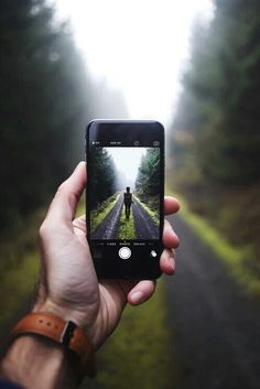 iphone, nature, and photography-bild