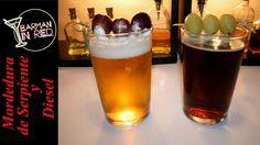 Cocteles con Cerveza - MORDEDURA DE SERPIENTE Y DIESEL