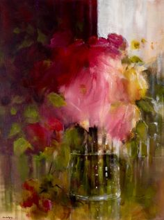 Watercolor Paintings, Flower Paintings, Painting Flowers, Watercolors, Original Artwork, Original Paintings, Flower Art, Art Flowers, Abstract Flowers