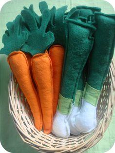 carotte et poireau | par La Maman d'Ismaël