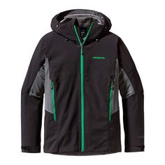 Patagonia Men\'s Dimensions Jacket - Black BLK