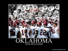 Oklahoma #Sooners #OU