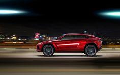 Lamborghini Urus SUV Concept Leaks Out Before Beijing Unveil - WOT on Motor Trend