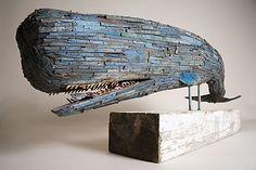 three85:  yewknee:  chriswilliamsdesigns: John Taylor @ Garde Rail Gallery
