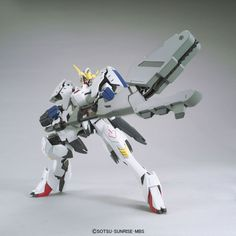 GUNDAM GUY: 1/100 Gundam Barbatos Form 6 - Release Info