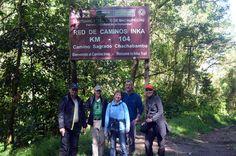 Km 104 - Inca Trail in 3 days