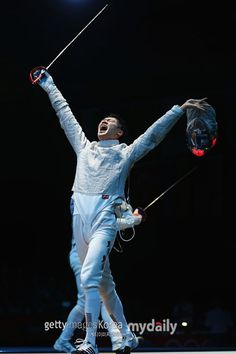 53 Best Sabre Fencing pics images in 2015 | Fence, Fencing sport