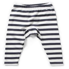 Mini munster pants in black & white stripe. Bagging crutch to allow room for growth. Perfect for any little girl or boys wardrobe. Black White Stripes, Black And White, Black Pants, Color Blocking, Baby Gifts, Little Girls, Crutch, Mini, Monochrome