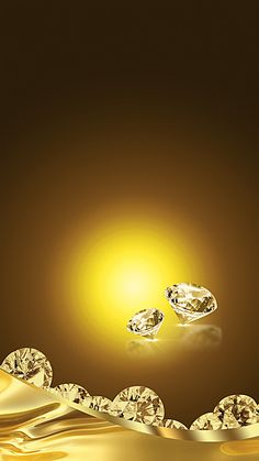 Fundo dourado do Diamante Da H5 comercial Phone Wallpaper Design, Diamond Wallpaper, Phone Wallpaper Images, Cellphone Wallpaper, Nature Wallpaper, Wallpaper Backgrounds, Iphone Wallpaper, Gold And Black Background, Golden Background
