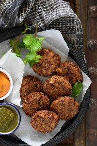 Rajma Galouti Kabab Recipe   Classic Kabab From Awadh