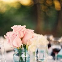 Flowers & Decor, Wedding Style, pink, Centerpieces, West Coast Real Weddings, Shabby Chic Real Weddings, Shabby Chic Weddings, Classic Weddi...