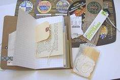 """MOnica Wright- queen of the mini book. Mini book """"How To"""" with tutorials"""