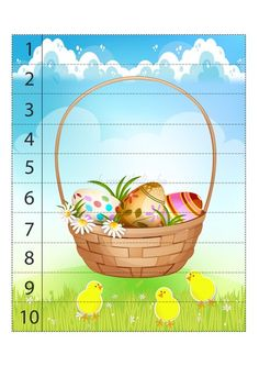Montessori Kindergarten, Preschool Education, Preschool Learning, Easter Activities For Kids, Preschool Activities, Fun Games, Easter Crafts, Kids And Parenting, Projects To Try