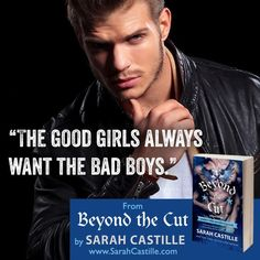 RED MOON...: #Teaser : BEYOND THE CUT BY SARAH CASTILLE